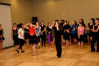 Workshop with Shirley Ballas